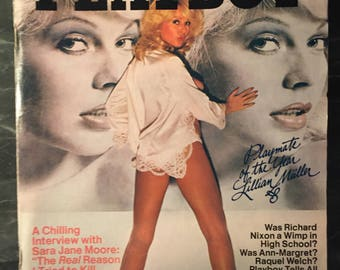 Playboy Magazine - June 1976
