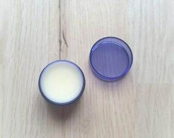 Handmade lip balms