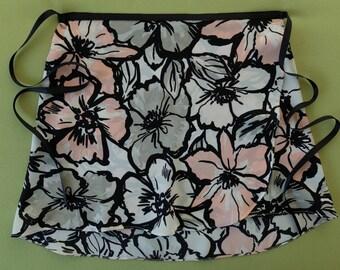 Phoebe - Georgette Ballet Wrap Skirt