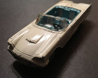 Corgi Toys vintage very rare Ford Thunderbird
