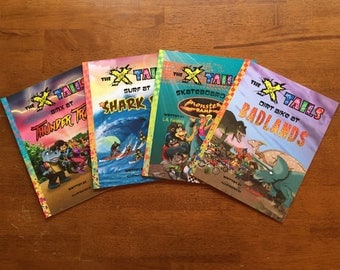 Summer Pack for Kids- Dirt Bike- Surf- Skateboard- BMX- Gifts for Boys- Personalized Gift