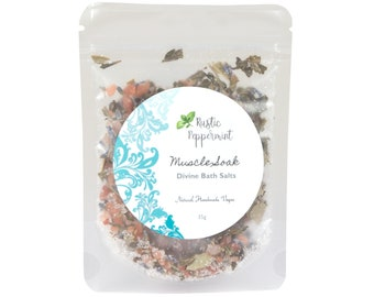 Bath Salts,  Aromatherapy, Gift Idea, Wedding favours, Bridal Gifts, Relaxation, gifts, spa gift set