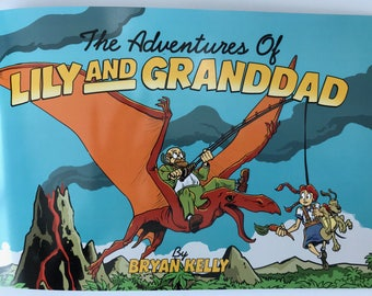 The Adventures of Lily and Granddad