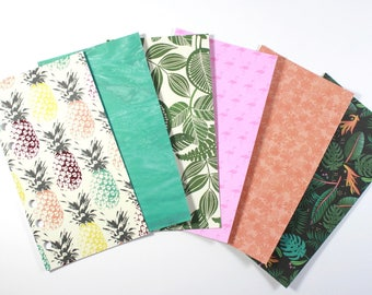 Personal Size Decorative Pages, Personal Planner Decorative Inserts, Personal Planner Accessories, Filofax Personal Inserts, Filofax Tabs
