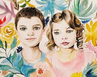 Examples of custom paintings