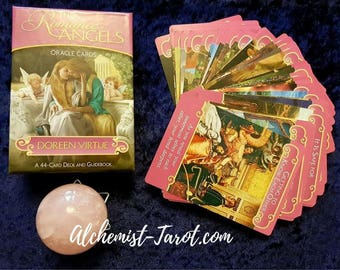Romance Angel Card Intuitive Reading by email with photos by claircognizant Reader of 28 years