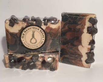 Espresso Soap, Cold Process Soap, Homemade Soap, Handmade Soap, Vegan Soap