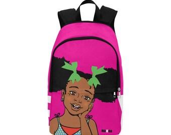 Summer Pink Backpack