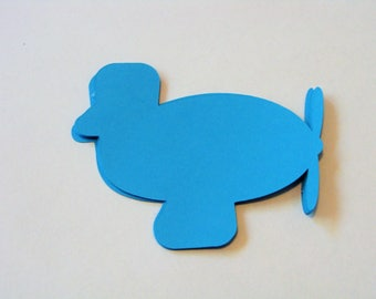 Airplane Die Cuts, Baby Shower Decorations, Gift tags, Little Man Birthday Party, Kids Crafts, Scrapbooking, Paper Die Cuts, Card Making