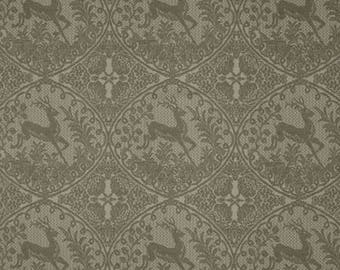 Anna Maria Horner Skipping Stones Lineage Fog olive green grey patchwork fabric
