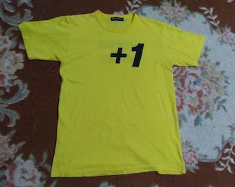 vintage 24 hour television t shirt size L