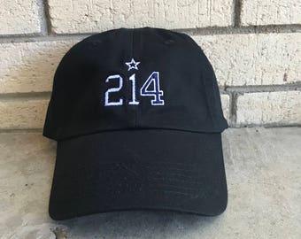 214 Dallas Dad Hat