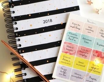Momentum Planner 2018