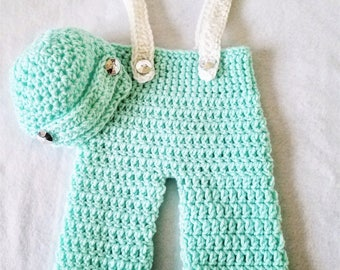 Crochet Baby Outfit, Newborn Baby Clothes, Crochet Baby Boy Clothes, Crochet Baby Girl Clothes, Newborn Jumper, Baby Hat, Baby Shower Idea