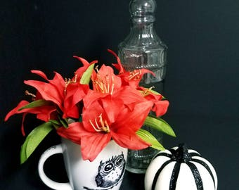 Fall Lily FLOWER PENS