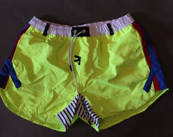 new light green mens  shorts  moschino size L