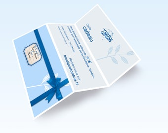 Uncle gift card