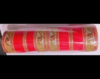 indian wedding bangles bridal chura bangles, chura bride choora wedding choora