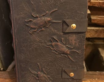 Halloween Witch spell book