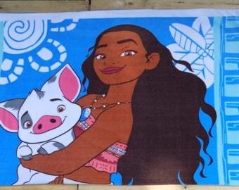 Moana Disney Princess Blanket