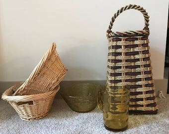 Wicker Basket(s)