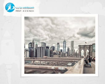 "New York Photography, NYC, New York Art, Big Apple, Street Photography, Wall Art, Cityart - ""Sideshow"""