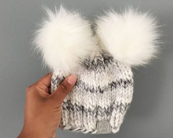 Double Pom for Toques
