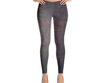 Ltd Edition - Street Dreams Ladies Leggings by DRD2