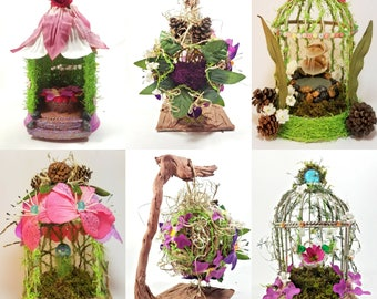 Magical Fairy Houses