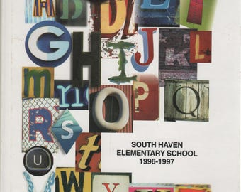 South Haven  1996-1997 Lexington Tennesse Yearbook