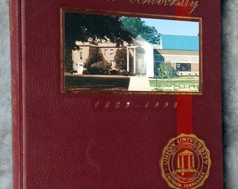 1998 Lest We Forget Union University Yearbook Annual Vol. 82
