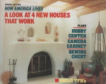 The Family HANDYMAN Magazine February 1984 Whole House Repair Manual
