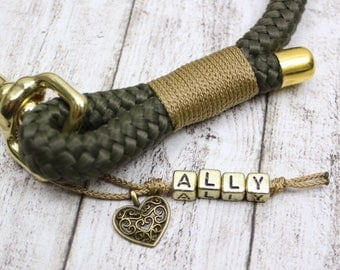 Name tags for dog collars & Dog Leashes