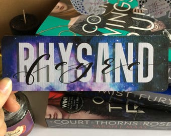 Rhysand and Feyre OTP bookmarks | Bookmarks