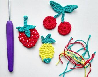 Fruit Application CROCHET
