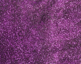 Fuchsia eco friendly cosmetic glitter / biodegradable glitter