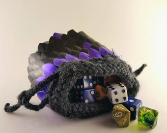 Scale Dice Bag: Gore Magala Inspired