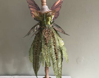 "Fairy Dress Couture ""Fern"""