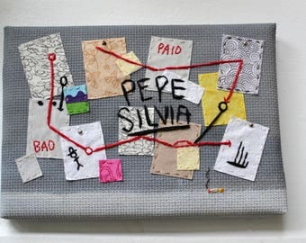 Pepe Silvia - It's Always Sunny in Philadelphia - Embroidery
