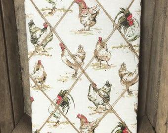 Chicken Memo Board