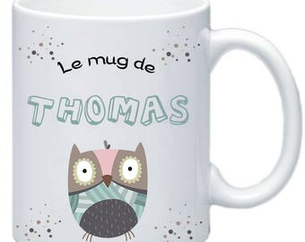 Customizable mug Collection name: Thomas mug... (tell us the name)