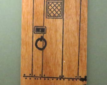 Keystone dollhouse doors for a variety of dollhouses & Keystone reproduction doors for dollhouses from the 1950\u0027s