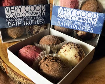 Bath Truffles // Bath Melts // Bubble Bath