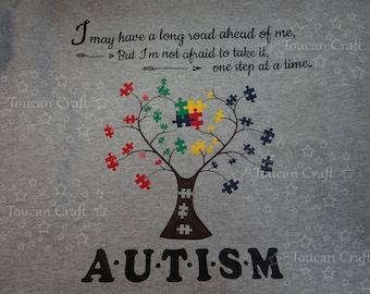 Autism Awareness - Adult T-Shirts
