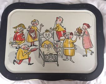 Breakfast In Bed Serving Tray Get Well