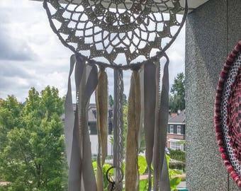 Mandala, crochet, Dreamcatcher