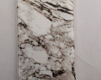 Black and white Marble Grain phone case Iphone 7 plus - beautiful phone cases