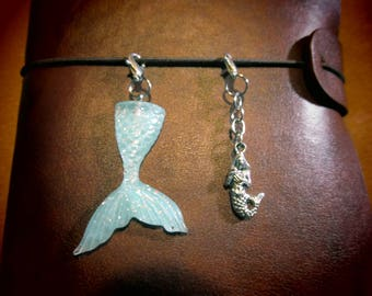Mermaid Charm 2pc set