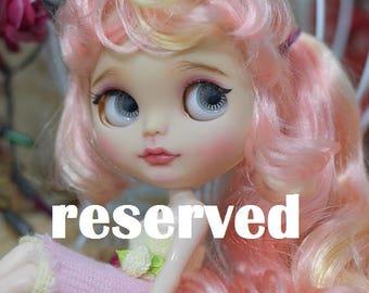 Blythe Custom Doll  OOAK #002