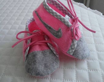 Nike baby shoes baby shoes handmade